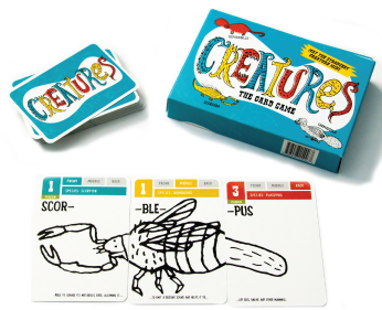 Teach Through Games: Creatures