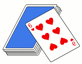 Teach Through A Deck of Cards: Salute