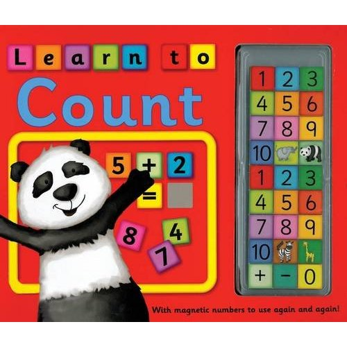 Teach Through Books: Learn to Count