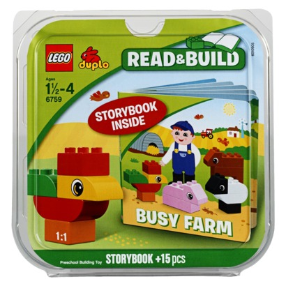 Teach Through Books: Busy Farm
