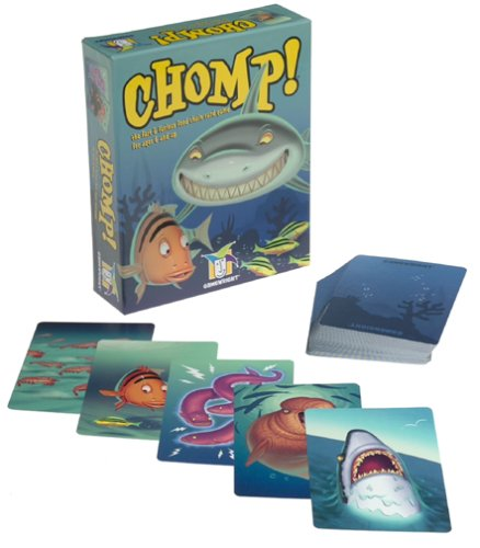 Teach Through Games: Chomp! by Gamewright