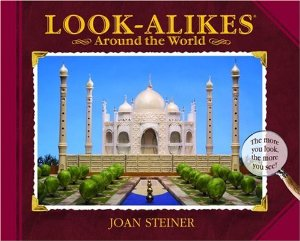 Teach Through Books: Look-Alikes Around the World by Joan Steiner