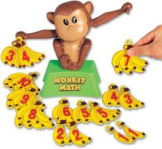 Teach Through Games: Monkey Math