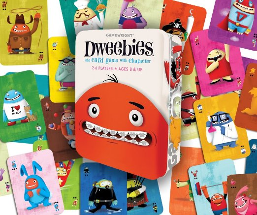 Teach Through Games: Dweebies
