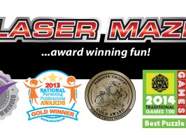 Teach Through Games: Laser Maze
