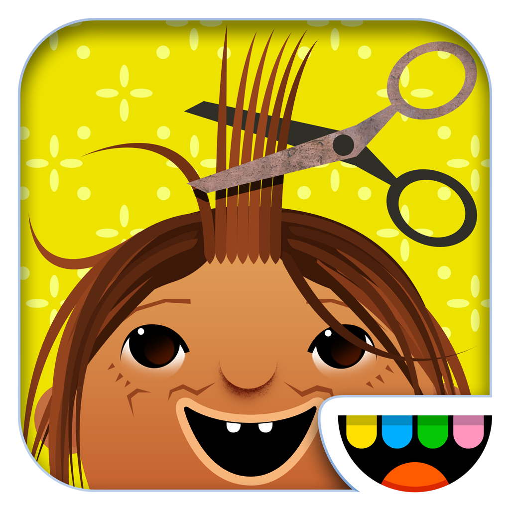 Teach Through Apps: Toca Hair Salon
