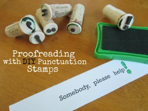 Punctuation Stamps_General