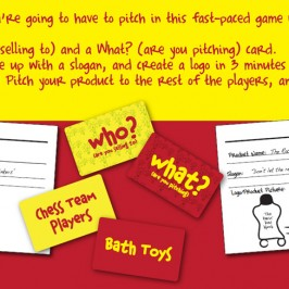 Teach Through Games: Pitch It!