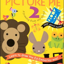 Teach Through Books: Ed Emberley's Picture Pie