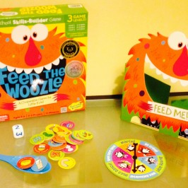 Teach Through Games: Feed the Woozle