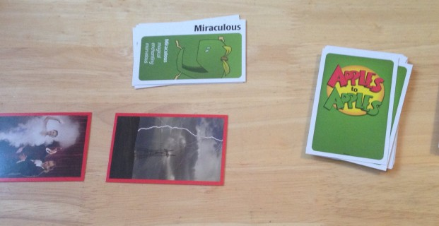 Teach Through Games: Big Picture Apples to Apples