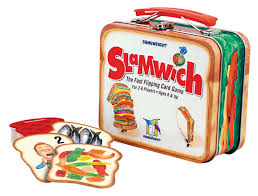 Teach Through Games: Slamwich