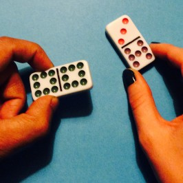 Teach Through Games: Dominoes