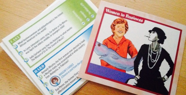 Teach Through Games: Professor Noggin's Card Game Series
