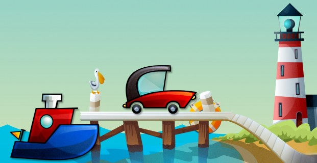 Teach Through Games – Drive About: Number Neighborhood