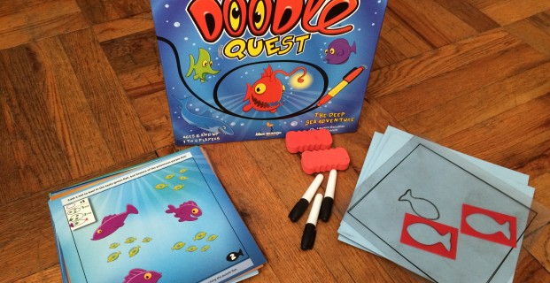 Teach Through Games: Doodle Quest