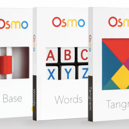Teach Through Apps: Osmo