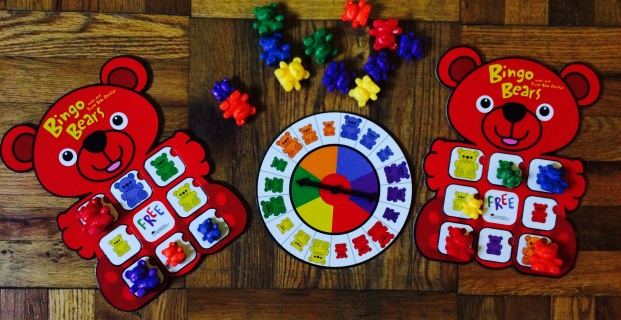 Teach Through Games: Bingo Bears