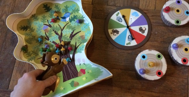 Teach Through Games: The Sneaky, Snacky Squirrel Game!