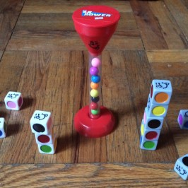 Teach Through Games: The Tower