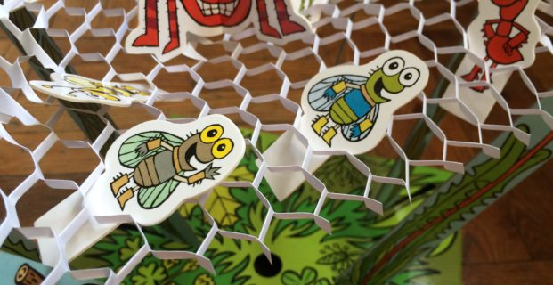 Teach Through Games: Willy's Wiggly Web